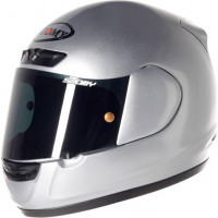 Casco moto integrale Suomy Apex Plain silver