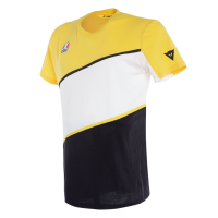 T-shirt Dainese King K giallo nero