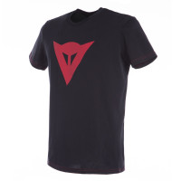 T-shirt Dainese Speed Demon Nero Rosso