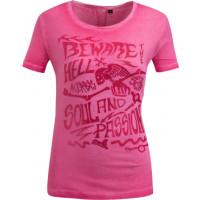 T-Shirt donna Acerbis SP Club Rush Fucsia
