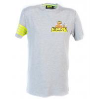 T-Shirt Lorenzo Dalla Porta MT01 Grigio Melange