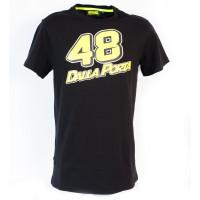 T-Shirt Lorenzo Dalla Porta MT01 Nero