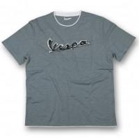 T-Shirt Vespa Original grigio