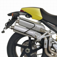 Telaietti per borse laterali Givi per Ducati