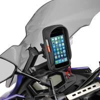 Traversino Givi FB1146 per montaggio porta navigatori o porta smartphone su Honda NC 750X 2016