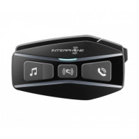 Interfono bluetooth Cellularline Interphone U-com 16 singolo