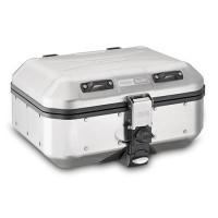 Valigia rigida Givi Trekker Dolomiti DLM30A Monokey in alluminio 30 litri