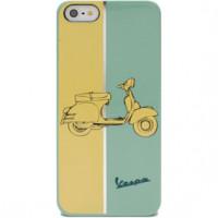 Cover rigide con fantasia Vespa Bicolore Iphone5 Cellular Line