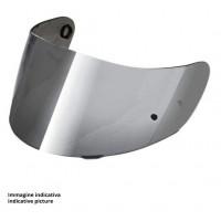 Visiera iridium argento LS2 OF569 Track
