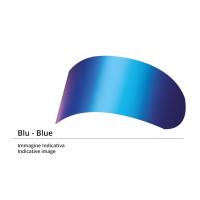 Visiera iridium blu LS2 per FF397 con predisposizione per Pinlock