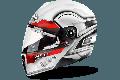 Airoh Mr strada Lunar JUNIOR helmet white gloss