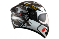 KYT full face helmet Falcon Espargarò Replica grey