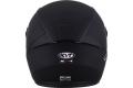 KYT full face helmet KR-1 Plain fiber matt black