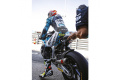 KYT full face helmet KR-1 Simone Corsi Replica fiber