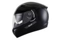 KYT full face helmet Venom Plain black