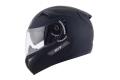 KYT full face helmet Venom Plain matt black