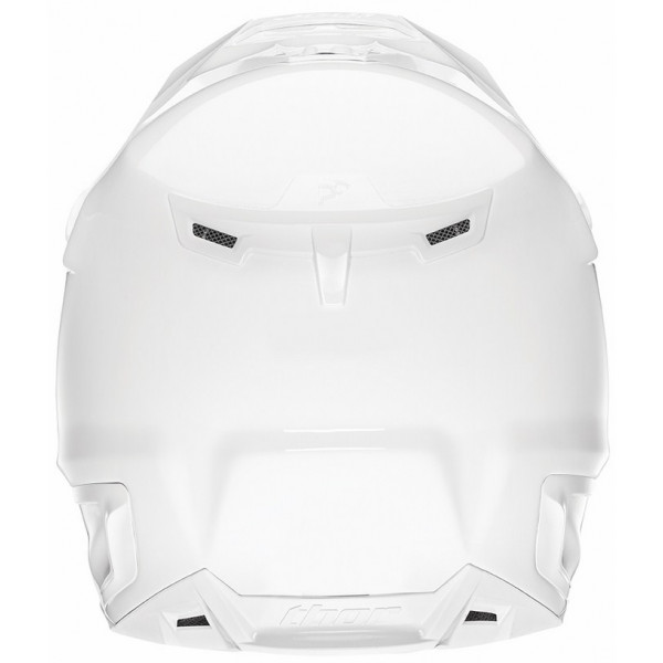 Thor Verge Solids enduro helmet white
