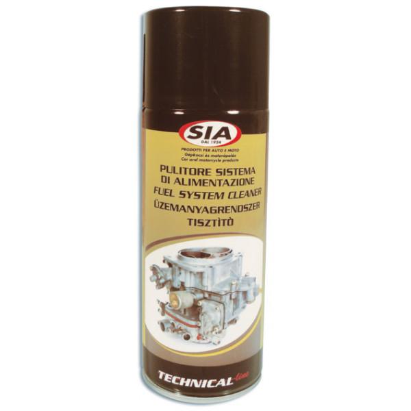 Cleaner farfallanti bodies and carburetors SIA