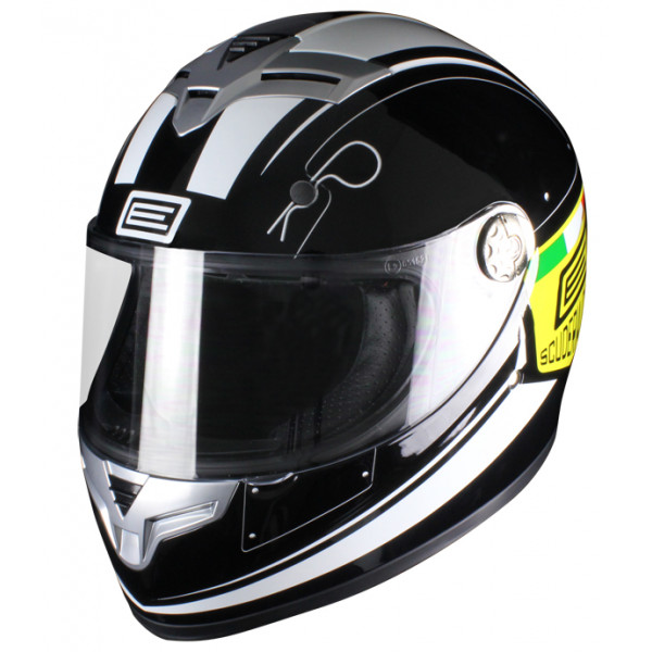 Origine Golia Scuderia Full face helmet Black