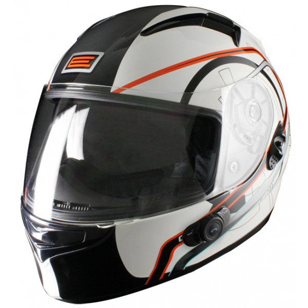 Origine Vento 2 Comp Full face helmet with intercom Blinc G2