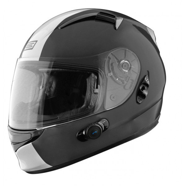 Full face helmet with intercom Origin Wind 2 Tony Blinc G2 Black