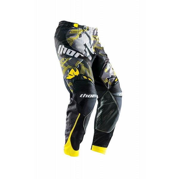 Thor Core Fragment pants black yellow
