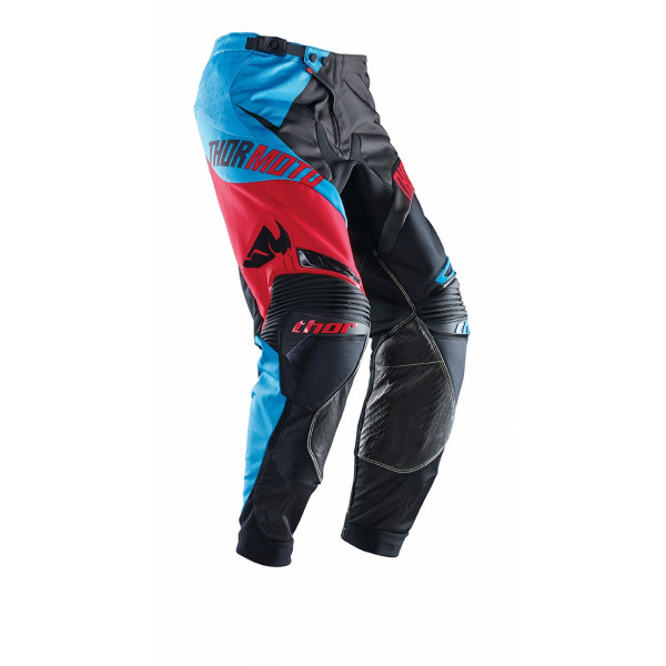 Thor Core Razor pants blue black red