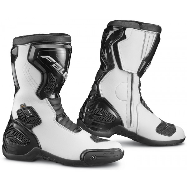 Motorcycle Boots Falco Oxigen 2 White
