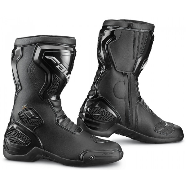Motorcycle Boots Falco Oxigen 2 WTR Black