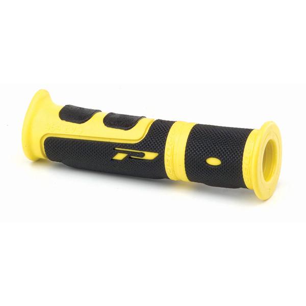 MTB Grips Progrip jetsky ATV Dual Density Black Yellow