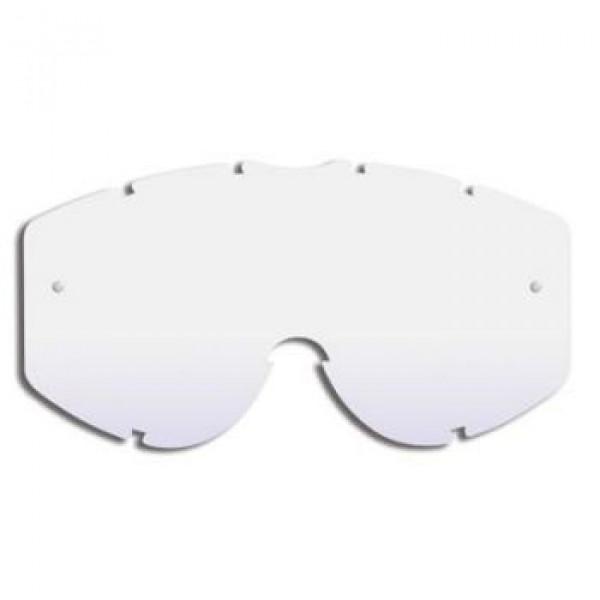 Blue mirrored lens antifog universal Progrip
