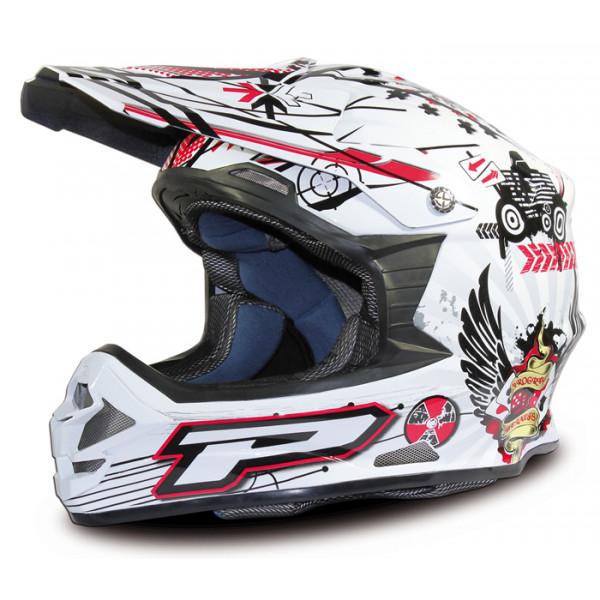 Cross helmet Progrip tri compound Dollar