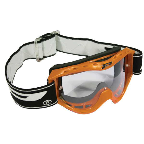 Goggles Progrip cross baby Orange
