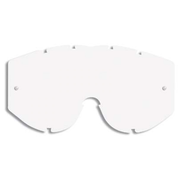 Progrip clear lens glasses for child
