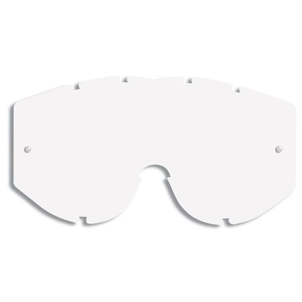 Orange mirrored lens replacement Progrip