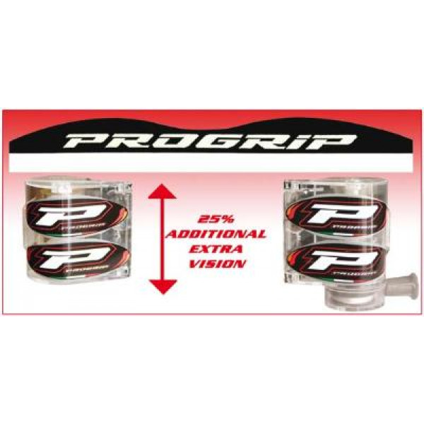 Kit to roll off Progrip goggles