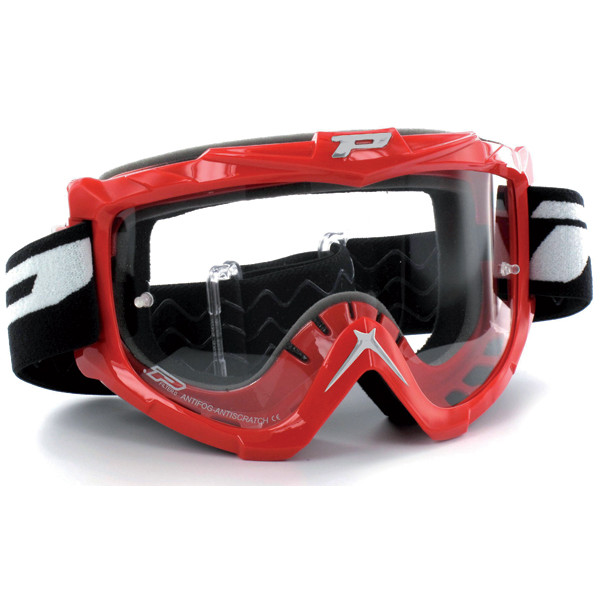 Goggles Progrip Red Cross