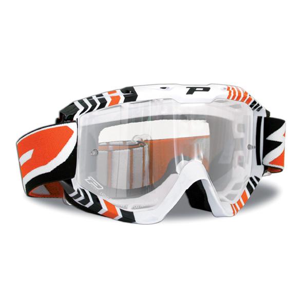Cross Stealth Goggles Progrip Orange