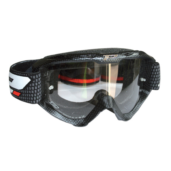 Cross Stealth Goggles Progrip Carbon