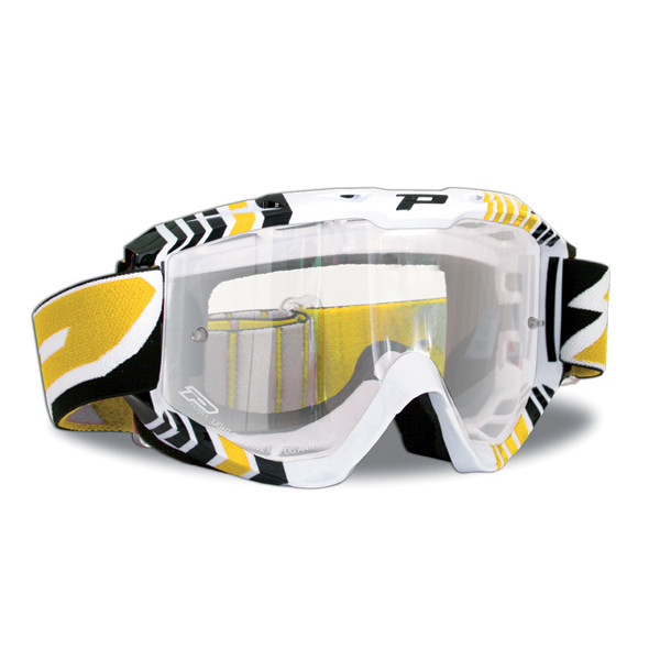 Cross Progrip Stealth Goggles Yellow