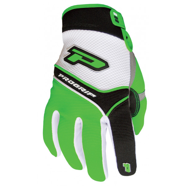 Cross Progrip Gloves Green