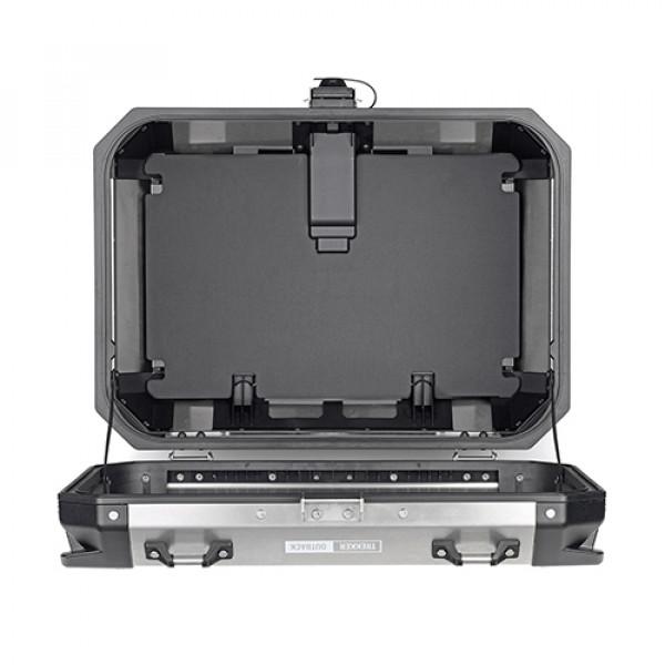 Givi Trekker Outback 58lt Monokey Top Case aluminium