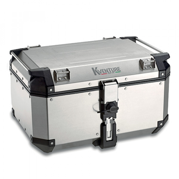 Top case Kappa KVE58A K VENTURES Monokey 58 liter aluminum