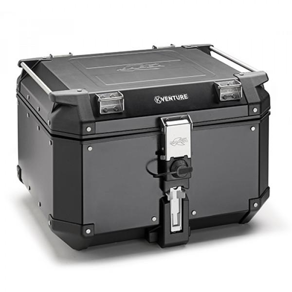 Kappa KVE48 K-Venture Black Line Monokey top case 48lt Black