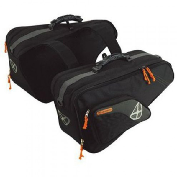 Ixon X-Comp E7651N Universal saddlebags 36 liters