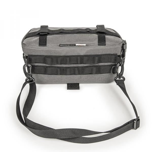 Kappa RA317 handlebar mounted bag Black