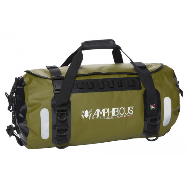 Amphibious Voyager waterproof bag 60 liters Wild Green