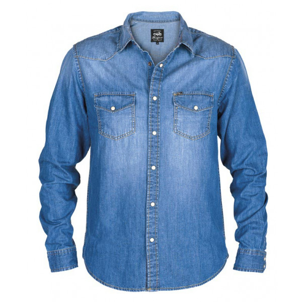 Pmj - Promo Jeans denim shirt