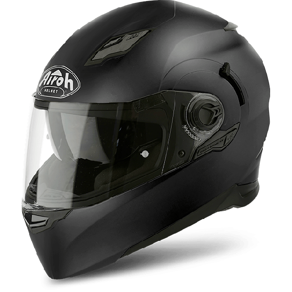 Airoh Movement S Pinlock Included Color  full face helmet black matt