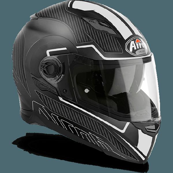 Airoh Movement S Pinlock Included Faster full face helmet white matt